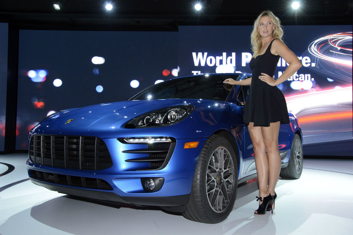 World Premiere For The Compact Suv From Porsche The
