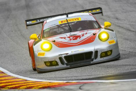 Andy Wilzoch to race Flying Lizard Motorsports Porsche at Elkhart Lake