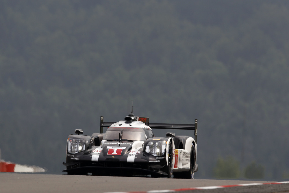 Fastest times at the Nürburgring for the Porsche 919 Hybrid with new