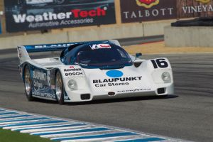 united autosports porsche 962