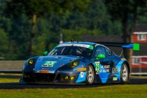 heart of racing vir r