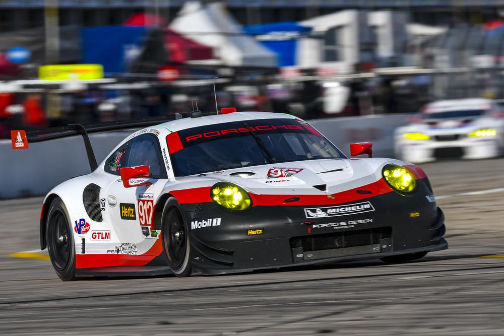 Two new Porsche 911 RSR tackle the shortest race of the IMSA season New Porsche Racing on mini cooper racing, dodge dart racing, mclaren f1 racing, ford racing, corvette racing,