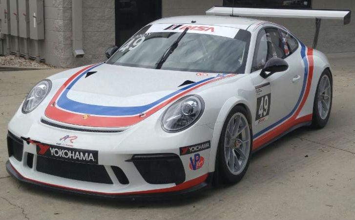 Alex Job Racing to Field Sebastian Landy in Porsche GT3 Cup ... Porsche Gt Racing Sports Cars on porsche 962 road car, 2014 gt3 race cars, porsche wallpapers high resolution,