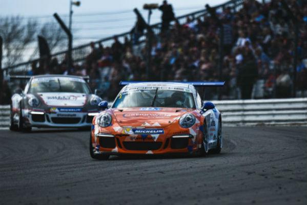 PCA Club Racing Porsche Cayman GT Clubsport Trophy East Series - Porsche club racing