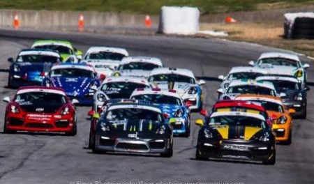 Barber Historics To Host Porsche Cayman GT Clubsport Trophy East - Porsche club racing