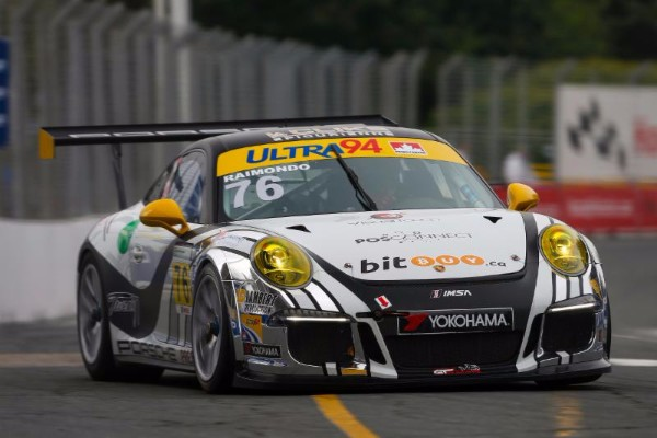 Porsche Gt3 Cup Challenge Canada Toronto Event News And