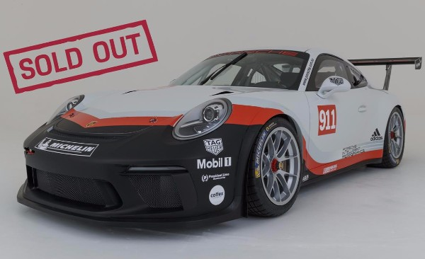 Sold Out Porsche Carrera Cup Australia Field Fully