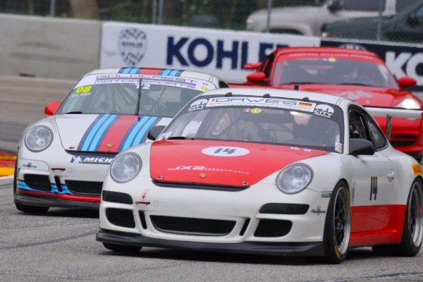 Longtime PCA Club Racing Competitors Keep It All In The Family - Porsche club racing