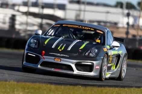 Like Father: Porsche Veteran David Murry Joined in Daytona Cayman by SonDylan