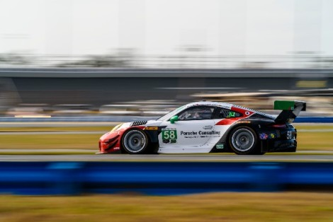 Test Time: 16 Porsche Racers To Get Pre-Season Sebring Test ThisWeek