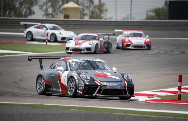 Al Faisal Al Zubair returns for Porsche GT3 Cup Challenge Middle East Season 10