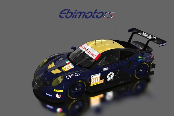 everything ready for ebimotors to debut in the elms championship planet porsche. Black Bedroom Furniture Sets. Home Design Ideas