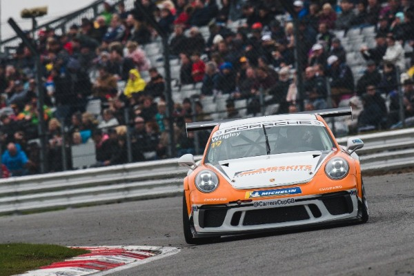 Wrigley Opens Porsche Carrera Cup Gb Season With Double
