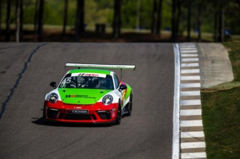 Two Victories Highlight a Double Edged Weekend for Wright Motorsports at Barber Motorsports Park