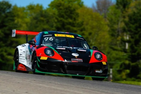 Memorial Day Tradition: Porsche Customer Teams Triple for PWC SprintX at Lime Rock