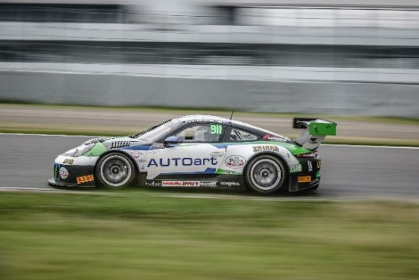 Craft-Bamboo Racing Ready to Battle for More Blancpain GT Asia Podiums inFuji