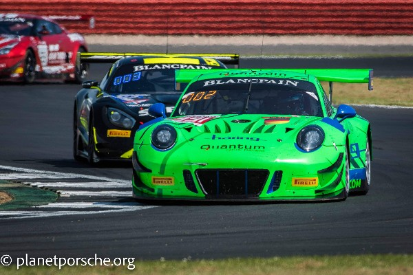 Four Porsche 911 GT3 R To Tackle The 24 Hours Of Spa