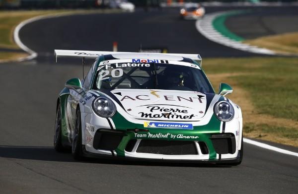 Florian Latorre Secures Porsche Supercup Pole Position At Silverstone Planet Porsche