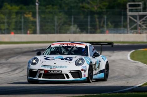 Robichon Looking to Continue Porsche GT3 Cup Challenge Winning Streak atVIR