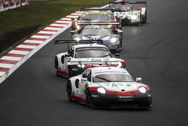 Porsche extends WEC championship lead after win at Fuji