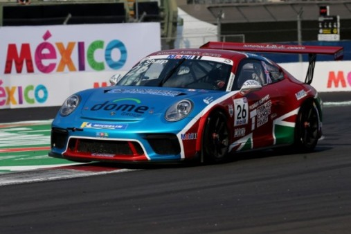 Sharp Battles To The Finish In Mexico Porsche Supercup