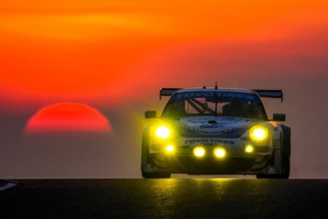 Flying Lizard Motorsports Announces Two Car Effort for 25 Hours ofThunderhill