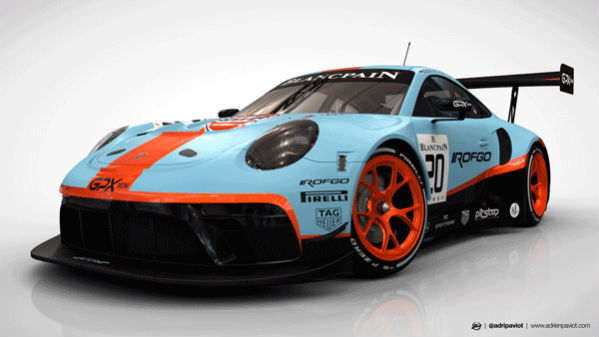 GPX Racing unveils its ambitions on the international GT scene