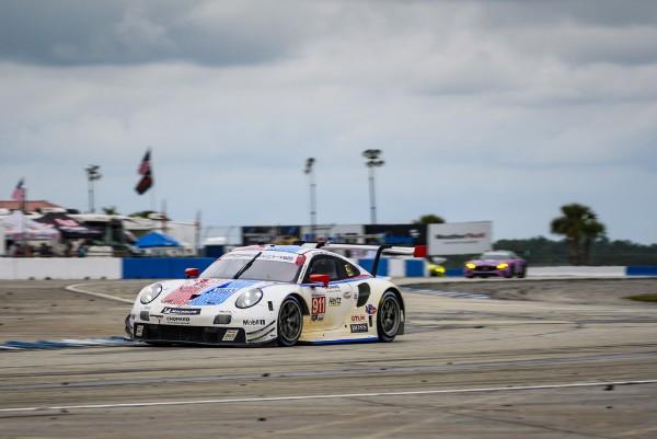 Super in Sebring: Porsche wins the twelve-hour race