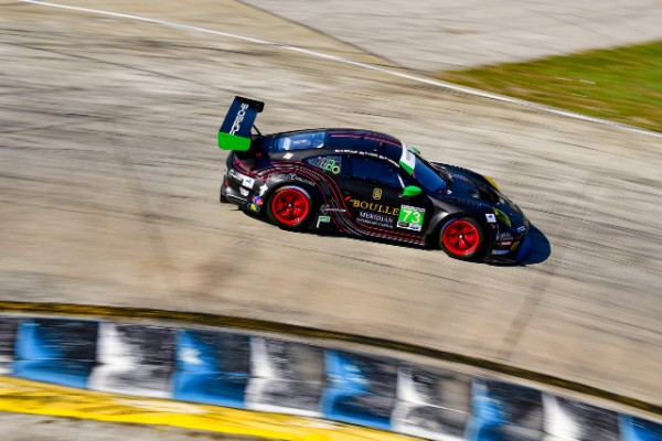 Park Place Motorsports Takes Sixth At Sebring Overcoming Mechanical Issues