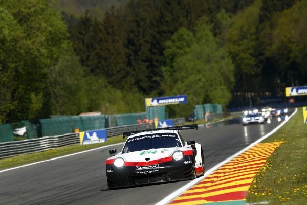 First match point in Belgium: Porsche sets sights on World Endurance Championship