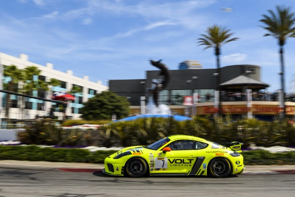 Park Place Motorsports Finishes Fourth in Long Beach