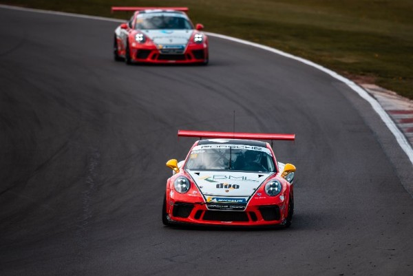 Double Score for Motorbase Performance at Donington Park