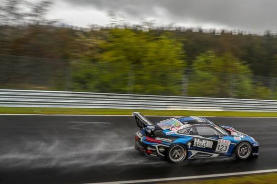Successful start into the 2019 VLN season for Mühlner Motorsport