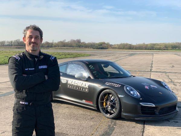 Speed Freak Zef Eisenberg returns to Pendine to break Idris Elba's record in a crazy 1200hp Porsche 911 Turbo