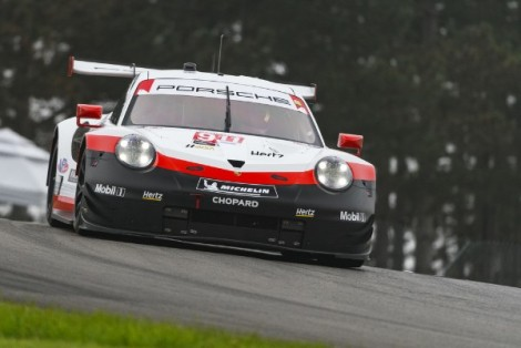 Porsche GT Team targets overall victory at LimeRock