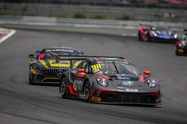 Absolute Racing secures Blancpain GT World Challenge Asia teams' title on winning weekend in Yeongam