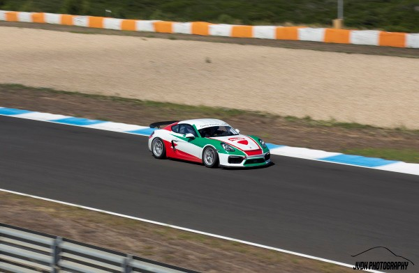 Portuguese duo to drive Porsche in the GT4 South European Series at Barcelona