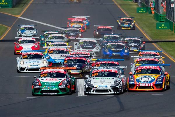 Porsche Carrera Cup Australia celebrates 120th round in Tailem Bend