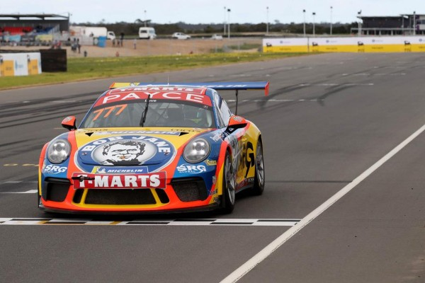 Love's preparation on track for Porsche Junior Shootout in Europe