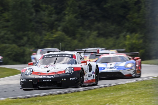 Porsche keen to extend IMSA lead at the Virginia International Raceway