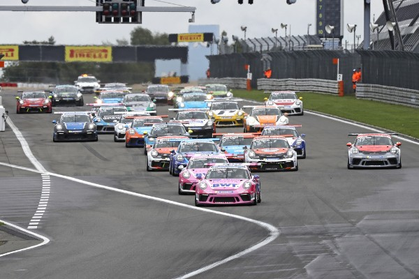 Julien Andlauer wins at the Nürburgring and extends Porsche Carrera Cup Deutschland championship lead