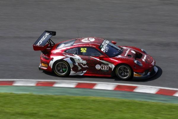 Best Porsche 911 GT3 R starts from eleventh grid spot in Suzuka 10 Hours