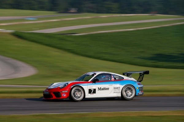 Porsche GT3 Cup Challenge USA Driver Root Heading 'Back to School' This Week, Both On and Off the Racetrack