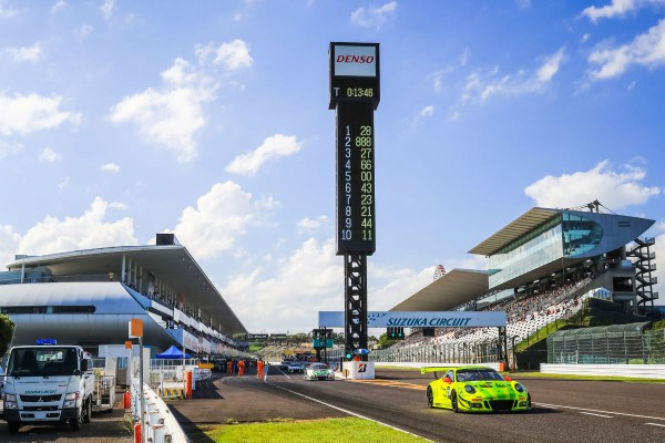 Porsche Motorsport Asia Pacific aims to continue competitive run ahead of Suzuka 10 Hours