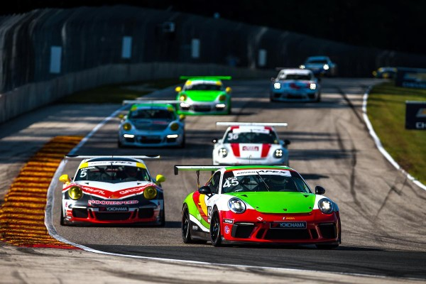 Wright Motorsports Shifts into High Gear for The Second Leg of The Porsche GT3 Cup Challenge USA Season