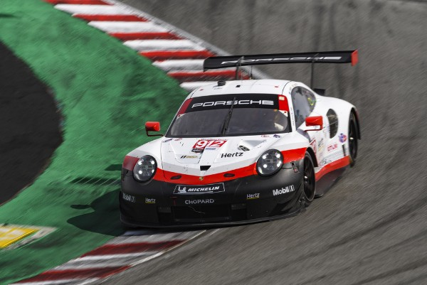 Porsche scores vital points on the way to a possible IMSA title win