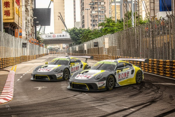 Porsche tackles the world's toughest road race with top teams