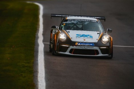Jack McCarthy Crowned Double Vice-Champion In Maiden PorscheSeason