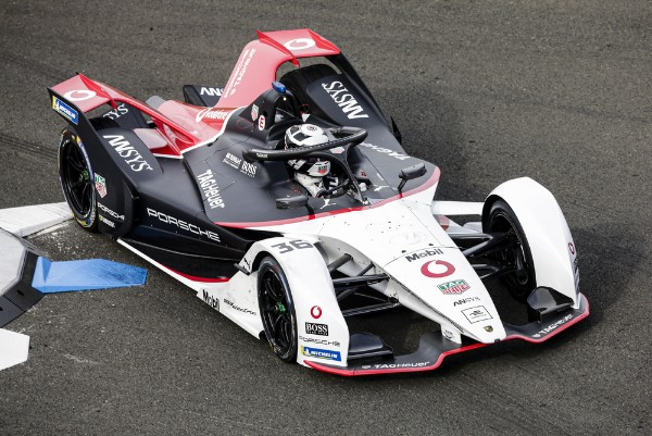 Productive and informative Formula E tests for Porsche at Valencia