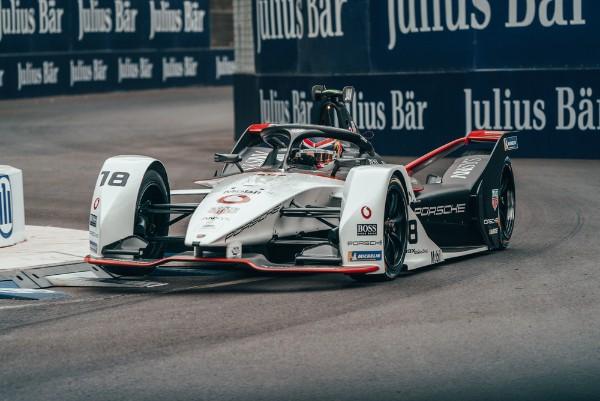 Porsche Formula E Team out of luck in Santiago